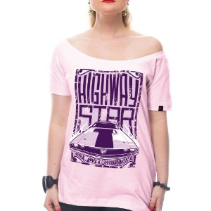 Camiseta Feminina Highway Star