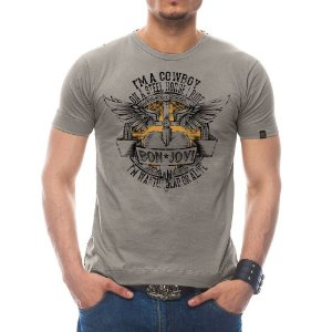 Camiseta Masculina Dead or Alive