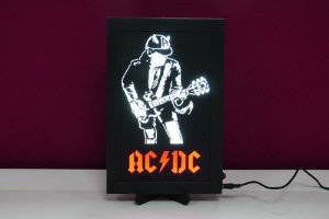 Luminoso Decorativo AC/DC