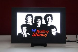 Luminoso Decorativo Rolling Stones