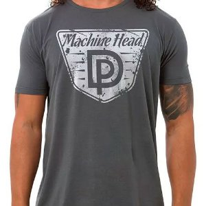 "Camiseta Masculina ""Machine Head"""
