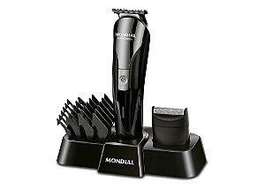 Maquina de cortar cabelo Aparador de Pelos Mondial BG02 Classic Groom Bivolt