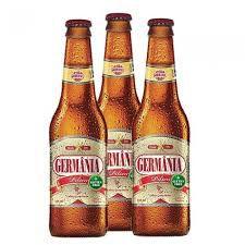 Cerveja Germânia- Sem Gluten-