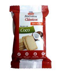 Biscoitos Biscoito Belfar Coco - Unidade