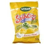 Snacks Integrais – ERVAS FINAS