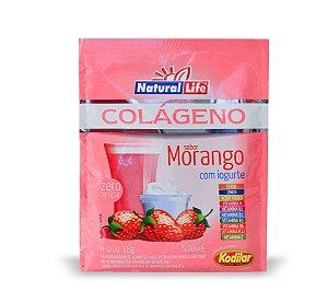 Colágeno Sabor Morango com Iogurte 18g