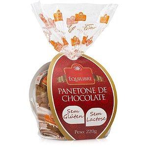 PANETONE GOTAS CHOCOLATE S/GLUTEN E S/LACTOSE 220g