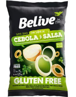 Snack BeLive Cebola & Salsa