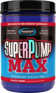 SUPER PUMP MAX 40 DOSES