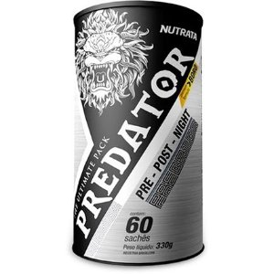 PREDATOR PACK NUTRATA, 60 PACKS