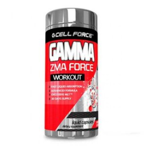 GAMMA ZMA CELL FORCE, 60 CAPS