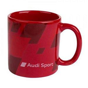Caneca Rhombus Audi Sport