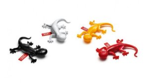 Kit de Aromatizador Automotivo - Gecko (4 unidades)