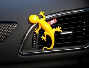 Aromatizador para Automóveis - Gecko Frutas Tropicais