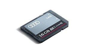 Cartão SD Audi - 16GB SDHC