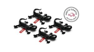 Kit de Aromatizador Automotivo - Gecko Arborizado (4 unidades)