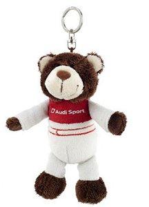 Chaveiro Urso Audi Sport