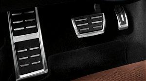 Pedaleiras em Aço Escovado - A3 Sportback - TT