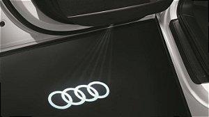 Audi Beam - Led de Argolas para Portas - Audi 2017 2020