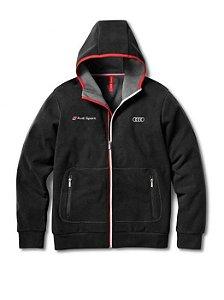 Jaqueta com Capuz Audi Sport Masculina Original