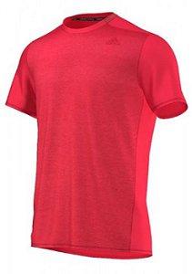 Camiseta Masculina Audi Adidas Vermelha