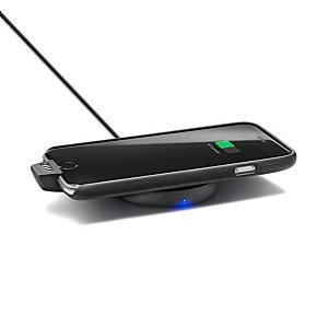 Capa de Carregamento Indutivo + Base para Carregamento Wireless Indutivo Qi - iPhone 7