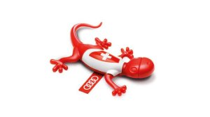 Aromatizador para Automóveis - Gecko Amadeirado - Suiça