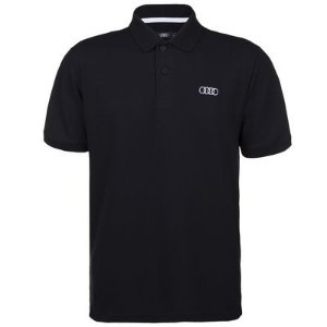 Camisa Polo Audi Front Rings
