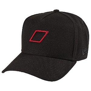 Camisa Audi Sport Preta Red Rhombus Masculina - AudiShop - Loja de ... 0aa5c86a4684c