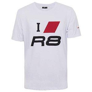 Camiseta l Love R8 Audi Sport