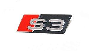 Emblema Audi Grade - Dianteira - S3
