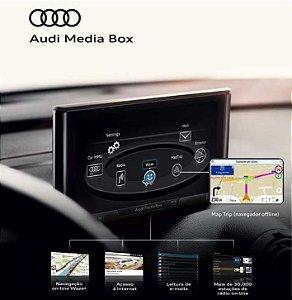 Audi Media Box + Map Trip (GPS offline)