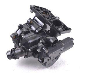 Válvula Termostática - Audi A3 1.8 / 2.0 2016-2018 (inclui carcaça e vedação)