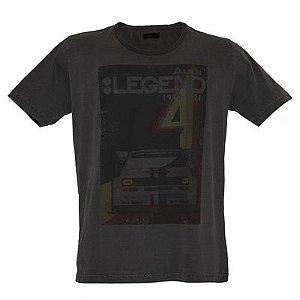 Camisa Legend Audi Heritage - Preto - Masculina