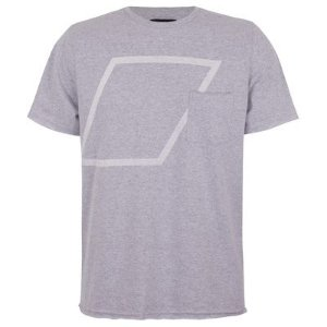 Camiseta Performance Audi Sport - Cinza Mescla - Masculina