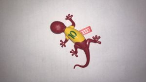 Aromatizador para Automoveis  - Gecko Camisa 10