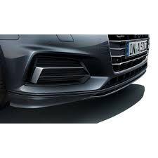 Spoiler - Dianteiro - A5 Coupe - A5 Sportback - A5 Cabriolet 2017 2020