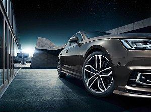 Jogo de aros 19 - Audi A5 Matt Black