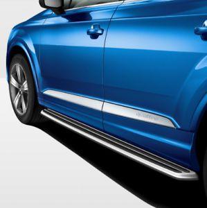 Estribo/Soleira |Audi Q7 Lado Esquerdo