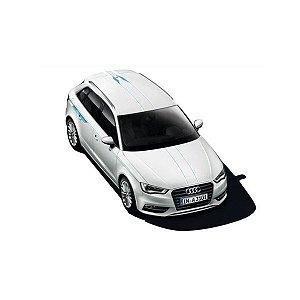 Kit Blue - Películas Adesivas Externas - A3 Sportback Quattro - A3 Sedan Quattro  2013 2020