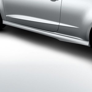 Saias Laterais - A3 Sportback Quattro - A3 Sedan Quattro 2013 2020