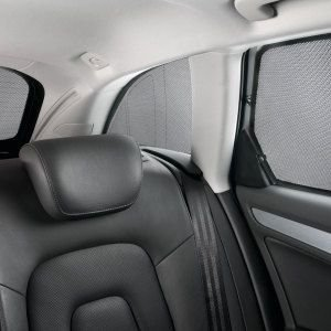 Telas de Proteção Solar - A3 Sportback - A3 Sedan 2013 2020 - RS3 Spotback - RS3 Sedan 2016 2020