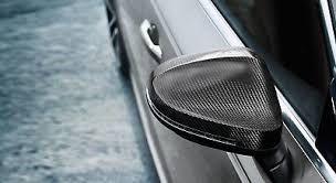 Capa de Retrovisores Laterais - Carbono - A4 Avant - A4 Avant Quattro 2016 2020 - A5 Cabriolet - A5 Coupe - A5 Sportback 2017 2020 - RS4 Avant Quattro - RS5 Coupe - RS5 Sportback 2018 2020