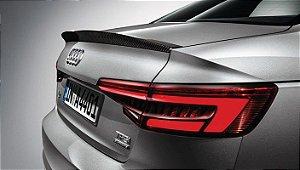 Spoiler para Tampa - Traseira - Carbono -  A4 Avant - A4 Avant Quattro 2016 2020