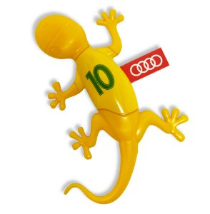 Gecko Brasil - Aromatizador para Automóveis - Camisa 10 - Amarelo