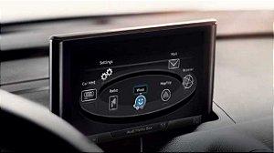Modulo Multimédia Audi Media Box + Cabos de Energia + Kit de Peça para Monstagem - A3 - A4 - A5 Avant Attraction - RÁDIO I8E