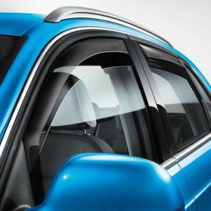 Calhas de Janela - Frontal  - A4 Sedan