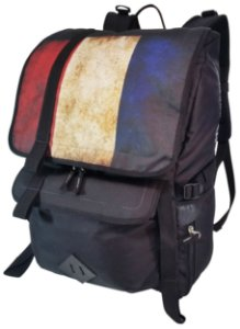 Mochila Notebook Detroit France 28 L Northpak