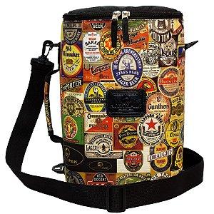 Bolsa Térmica Beer 600 para Cerveja Northpak