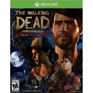 THE WALKING DEAD A NEW FRONTIER - XBOX ONE
